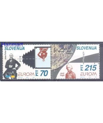 Słowenia 1994 Mi 80-81 Czyste **