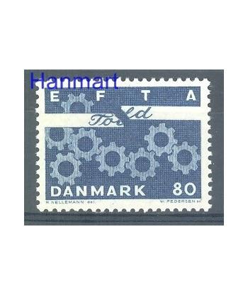 Dania 1967 Mi  Czyste **