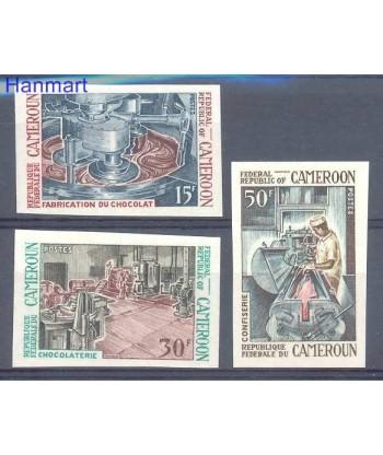 Kamerun 1969 Mi  Czyste **