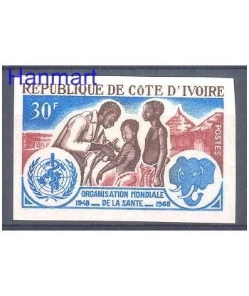 Wybrzeże Kości Słoniowej 1968 Mi  Czyste **