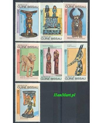 Gwinea Bissau 1984 Mi 786-792 Czyste **