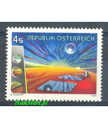 Austria 1981 Mi 1687 Czyste **