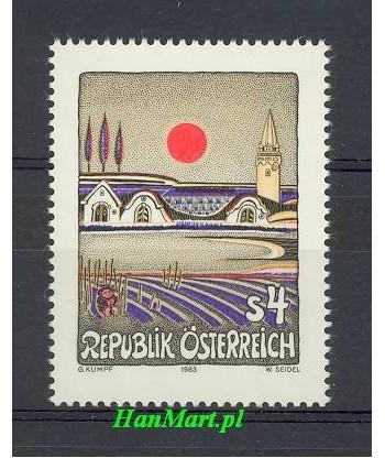 Austria 1983 Mi 1755 Czyste **