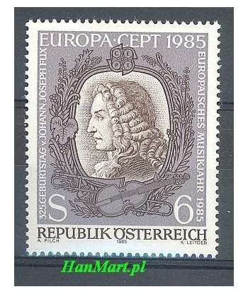 Austria 1985 Mi 1811 Czyste **
