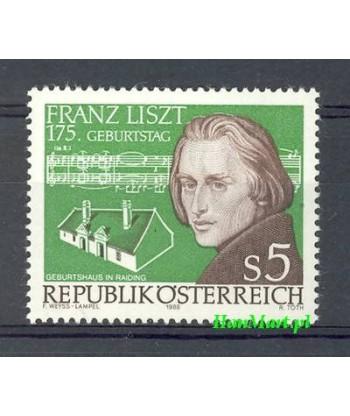 Austria 1986 Mi 1866 Czyste **