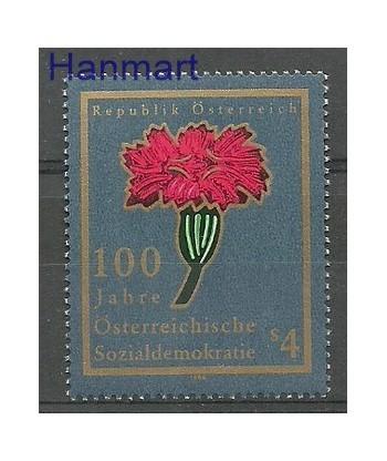 Austria 1988 Mi 1940 Czyste **