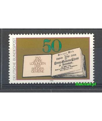 Niemcy 1980 Mi 1054 Czyste **