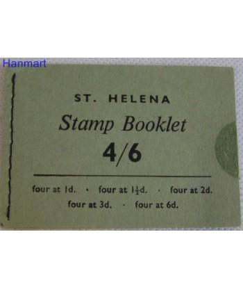 Wyspa św. Heleny 1961 Mi 151 Czyste **