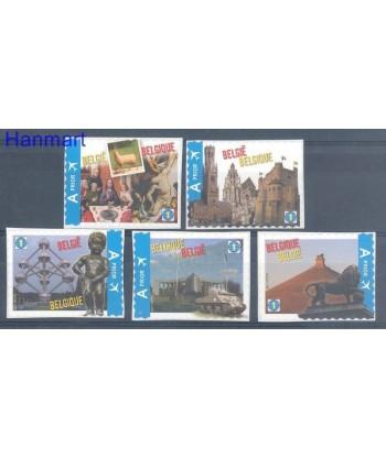 Belgia 2011 Mi 4144-4148 Czyste **