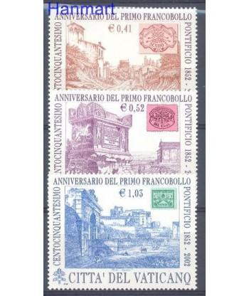 Watykan 2002 Mi 1407-1409 Czyste **