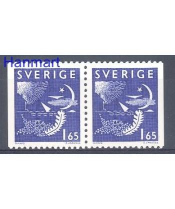 Szwecja 1981 Mi par 1158 Czyste **