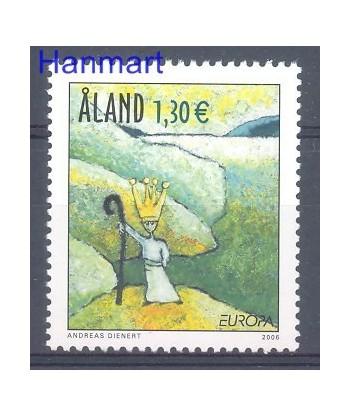 Wyspy Alandzkie 2006 Mi 265 Czyste **